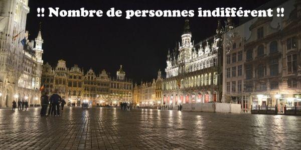 Grand-Place de Bruxelles - FairPlay Voyages