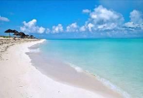 plages de sable blanc à Cuba