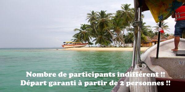 Avec Fairplay voyages, partez à la découverte du Panama, en groupe ou en individuels. départ garanti à partir de 2 personnes