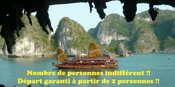 Avec Fairplay voyages, partez à la découverte du Vietnam en individuel ou groupe. départ garanti à partir de 2 personnes