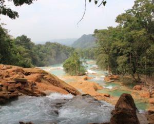 Venez admirer des paysages époustouflants comme Cascades de Agua Azul