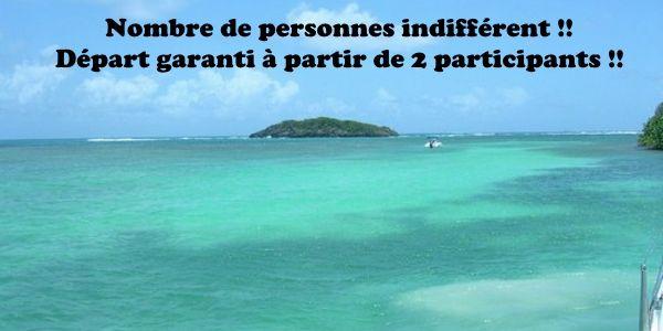 fairplay voyages vous emmène à la découverte des eaux turquoise de Martinique